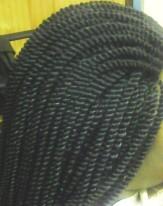 crochet: Senegalese Twist